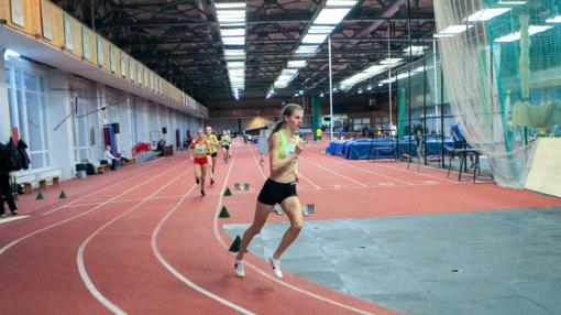 Pakruojietė Ramunė Klybaitė – bėgimo čempionė
