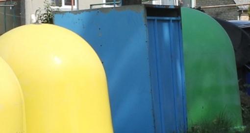 Šiaulių rajone įrenginėjamos pusiau požeminės komunalinių atliekų surinkimo konteinerių aikštelės