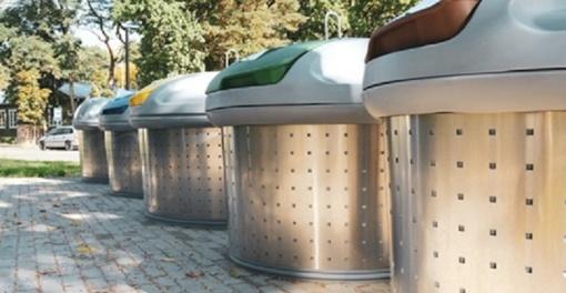 Marijampolės savivaldybėje bus įrengtos ir atnaujintos 268 konteinerių aikštelės