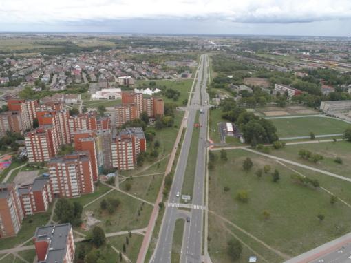 Klaipėdiečiai kviečiami teikti siūlymus, kuriose miesto sankryžose derėtų sugrąžinti žaliąsias rodykles