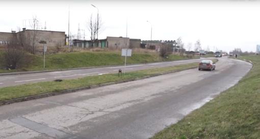 Lypkių gatvėje bus įrengtas laikinas kelias (vaizdo įrašas)