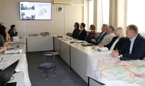 Šiaulių rajono savivaldybėje sprendžiama priemiestinių teritorijų problematika