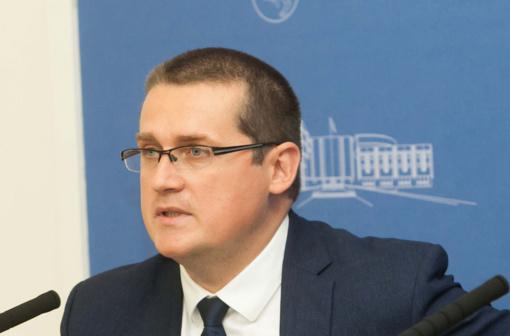 S. Malinauskas sukritikavo J. Narkevičių: trūksta lyderystės, charizmos, sunku suprasti, kai kalba