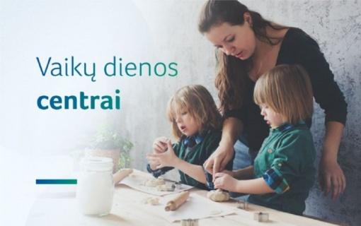 Marijampolės vaikų dienos centrai gavo finansavimą