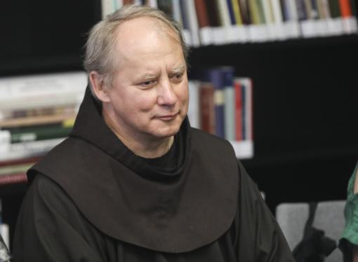 Kunigas J. Sasnauskas tapo 17-uoju Vilniaus miesto garbės piliečiu