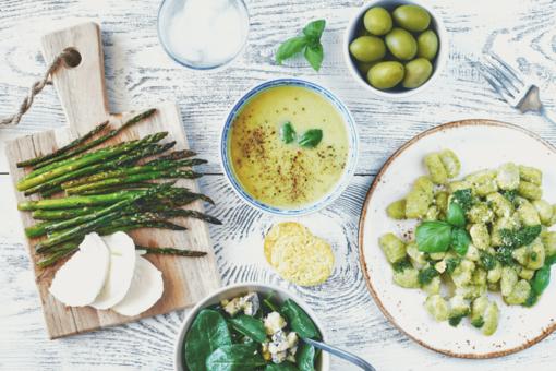 Ką valgyti vakarais norint numesti svorio?