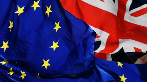 """Britanijos parlamentas pritarė """"Brexito"""" sutarties projektui"""