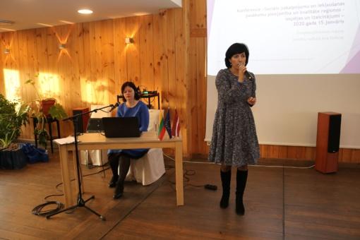 """ES Lietuvos-Latvijos """"SocQuality"""" baigiamoji konferencija"""