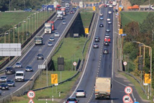 Kaune pradėta tilto per Nerį statyba