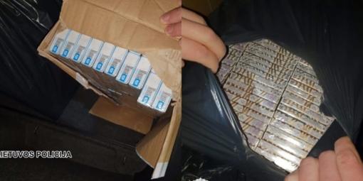 """""""Lietuvos be šešėlio"""" vadovas: kas penkta Lietuvoje surūkoma cigaretė yra kontrabandinė"""