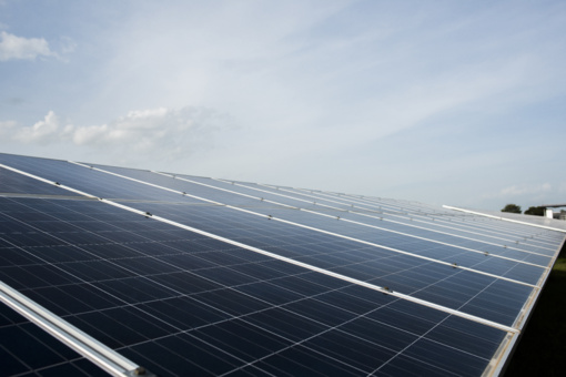 """,,Panevėžio statybos trestas"""" ant gamybinio pastato stogo įrengs saulės jėgainę"""