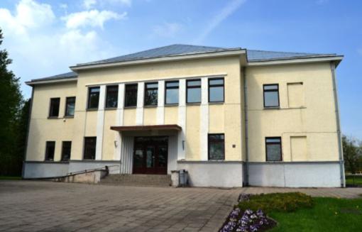 Kėdainių kultūros centras kantriai laukęs sulaukė: rekonstrukcijos projektas pajudėjo