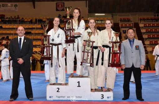 R. Brazdžionytei – Europos čempionės titulas