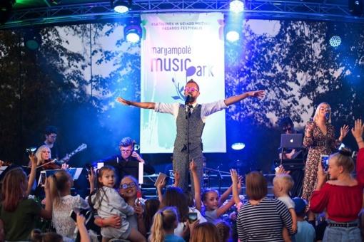 """Marijampolė Music Park"" festivalis sugrįš su muzikos legendomis"