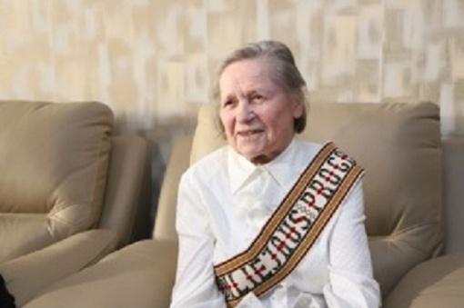 Šiaulių šimtametė Sofija – kasdien bent kilometrą pėstute
