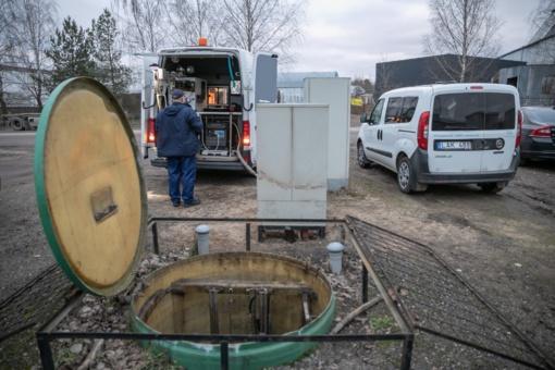 """""""Vilniaus vandenų"""" vadovas dėl patekusio plastiko: viską išieškosime iš įmonių"""