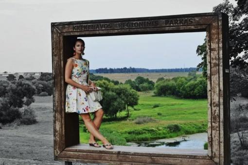 Ieva Marija Kiršinaitė: talentinga menininkė, apdovanota sėkme
