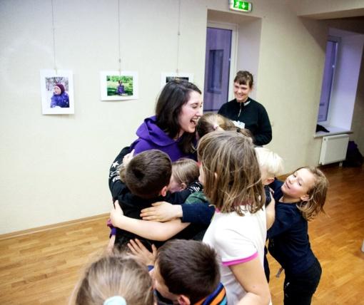 Fotografijų parodoje Kernavėje – sustabdytos akimirkos per jaunos ukrainietės objektyvą