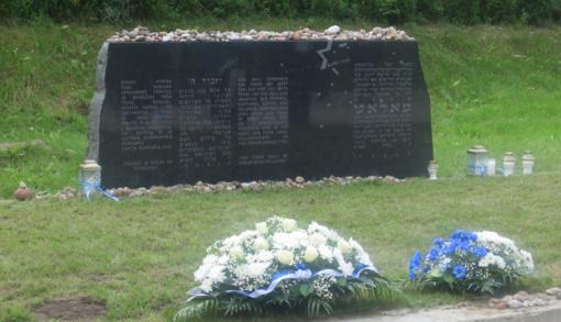 Molėtiškiai kviečiami pagerbti Holokausto aukas