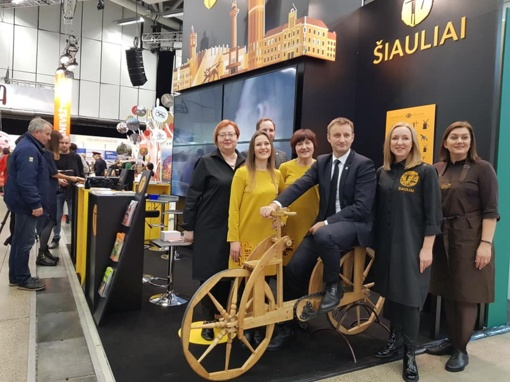 Šiaulių meras: tikimės dar padidinti investicinės aplinkos patrauklumą