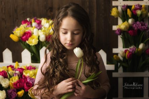 """""""Tulpių mergaitė"""" – unikalus projektas Lietuvoje"""
