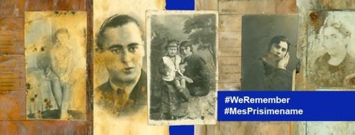 Kaune pagerbiamas Holokausto aukų atminimas
