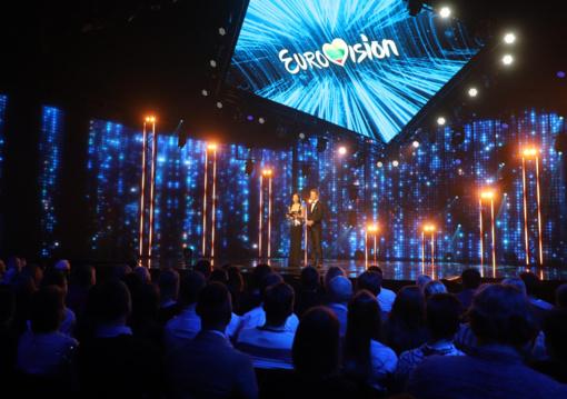 """Netrukus paaiškės, kuriame didžiosios """"Eurovizijos"""" pusfinalyje pasirodys Lietuva"""