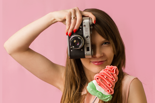 Nerealioji Jolanta Loseva - profesionalumu apdovanota fotomenininkė stebina tikrumu