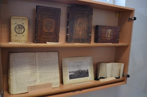 VU bibliotekos viešnagė Trakuose
