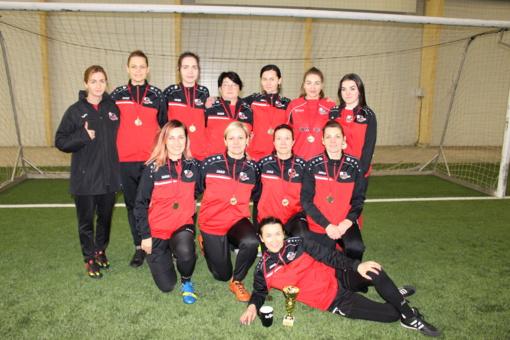 Tradicinis merginų ir moterų futbolo turnyras  ,,Mis futbolistė 2020''