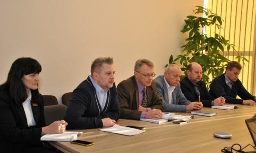 Pradedamas Joniškio rajono savivaldybės plėtros iki 2027 m. plano rengimas
