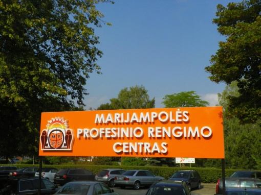 Stipendijos Marijampolės profesinio rengimo centro moksleiviams