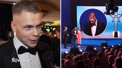 Garsiausias Lietuvos plaukikas Danas Rapšys prabilo apie vestuves