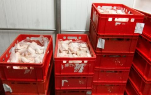 Kauno įmonei uždrausta prekiauti nesaugia lenkiška paukštiena