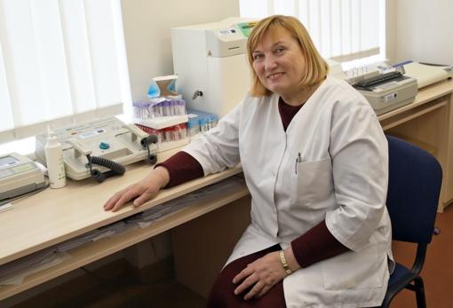 Bendruomenės slaugytojai jos pacientai patiki didžiausias savo paslaptis