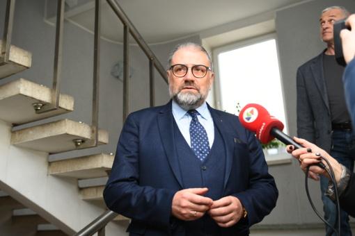 Panevėžio meras apskundė nušalinimą nuo pareigų