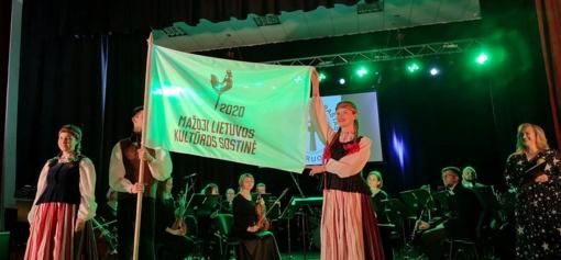 Skaudvilėje startavo Lietuvos mažosios kultūros sostinės renginių maratonas
