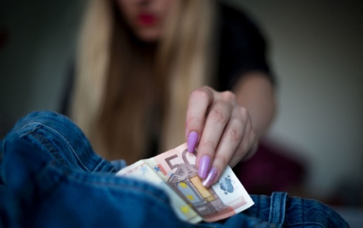 Klientų laukusios prostitutės sulaukė policijos pareigūnų