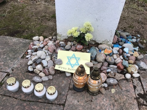 Vilkaviškio rajono savivaldybė minėjo tarptautinę Holokausto aukų atminimo dieną
