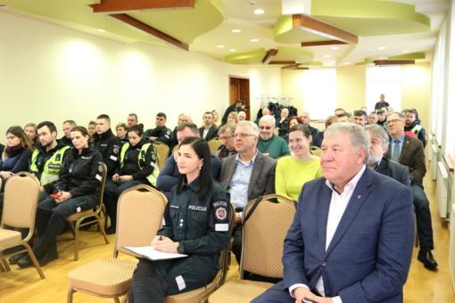 2019 metų policijos darbo apžvalga – Šiaulių rajono gyventojams