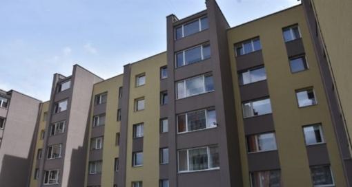 Marijampolėje vykdoma daugiabučių namų atnaujinimo programa