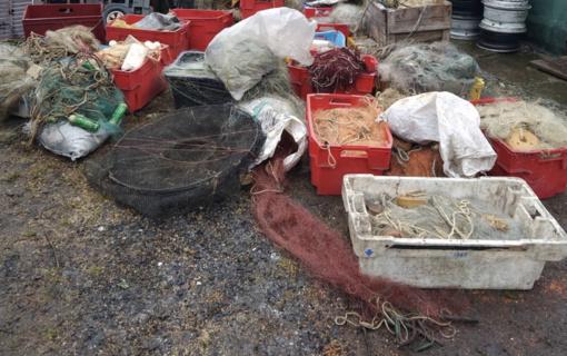 Šilutės rajone – 60 draudžiamų ne mėgėjų žvejybos įrankių