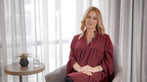 """Besilaukianti 41-erių Ingrida Martinkėnaitė prisipažino: """"Kelionė tikrai nebuvo lengva"""""""