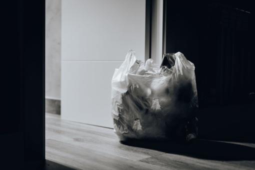 Už plastikinį maišelį – bauda