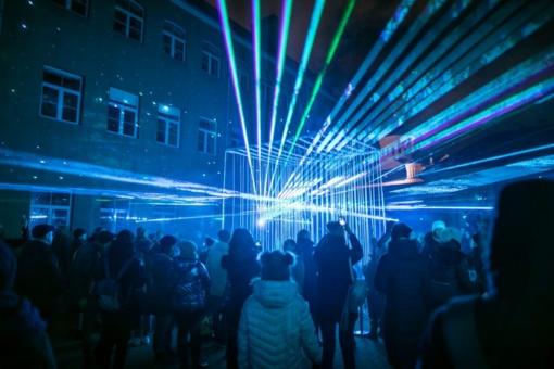 Įspūdingi skaičiai: Vilniaus šviesų festivalis sulaukė 200 tūkst. lankytojų