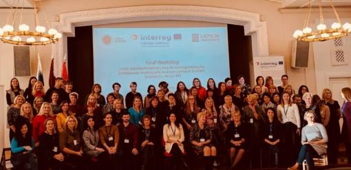"""""""Tarpdisciplininio darbo iššūkiai, galimybės ir  perspektyvos, pritaikant papildomas ir alternatyvias  medicinos priemones Lietuvoje ir Latvijoje"""""""