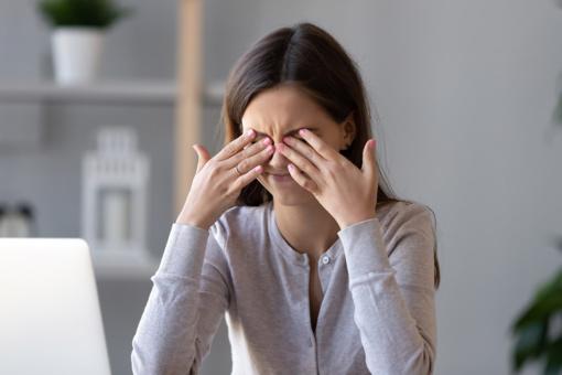 Akių nuovargis: naujojo amžiaus liga ir 5 patarimai, kaip jos išvengti