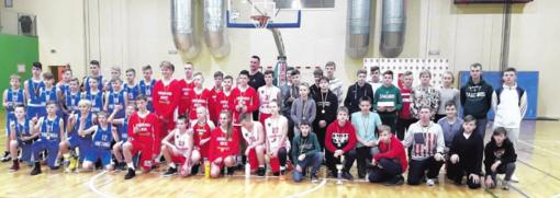 Jaunųjų sportininkų startai