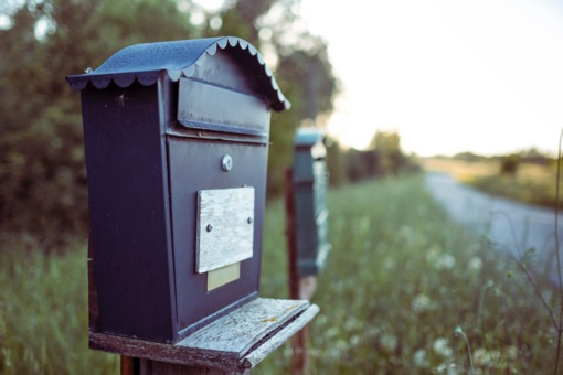 Demontuos nebenaudojamas pašto dėžutes Šiauliuose