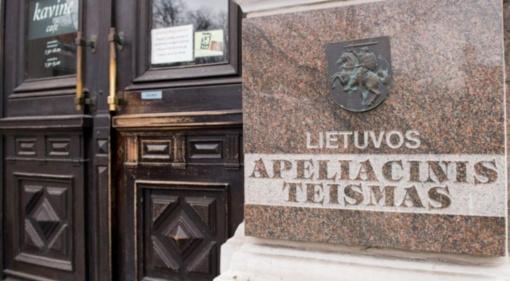 Apeliacinis teismas sugriežtino bausmę kolegos nusikaltimą slėpusiai buvusiai policininkei